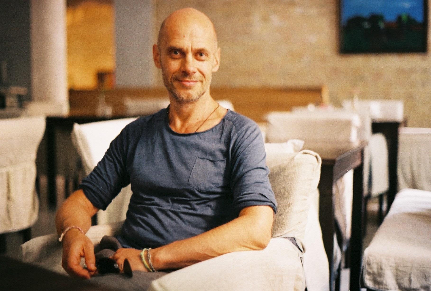 Андрей Рожнов: «Практика йоги может быть только самостоятельной. Другой практики не бывает»